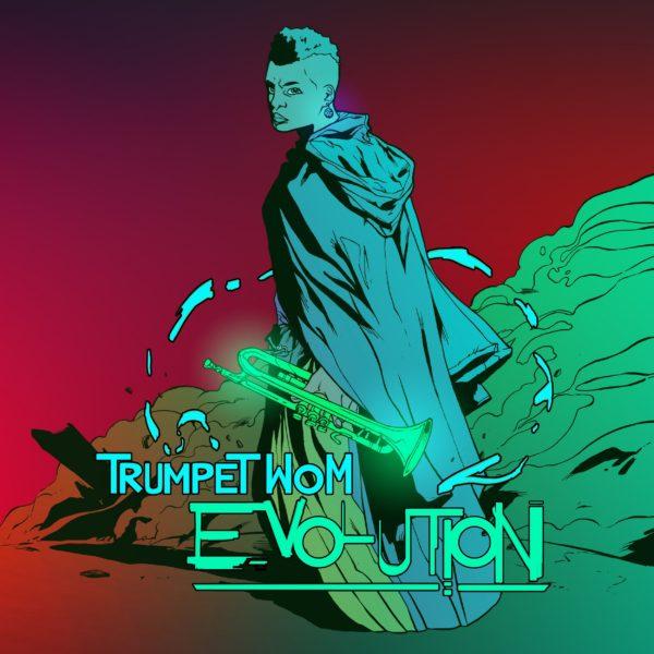 Evolution album cover