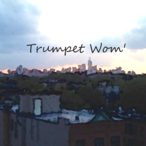 Trumpet Wom Album Cover